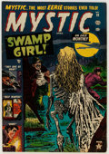 Golden Age (1938-1955):Horror, Mystic #19 (Atlas, 1953) Condition: FN....