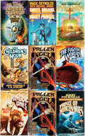 Books:Pulps, [Science-Fiction Paperbacks]. Group of Thirty-Eight BaenScience-Fiction Paperbacks. New York: Baen, [1990s]. Includesworks... (Total: 38 Items)