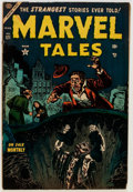 Golden Age (1938-1955):Horror, Marvel Tales #121 (Atlas, 1954) Condition: FN....