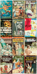Books:Pulps, [Vintage Paperbacks]. Group of Twelve Ace D-Series Paperbacks. NewYork: Ace, [1942-1961]. Includes two doubles and works by...(Total: 12 Items)