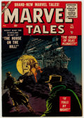 Silver Age (1956-1969):Horror, Marvel Tales #143 (Atlas, 1956) Condition: FN+....