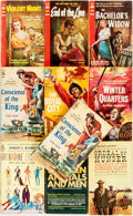 Books:Pulps, [Vintage Paperbacks]. Group of Ten Ace K and S-Series Paperbacks.New York: Ace, [1950s]. Includes works by Duggan, Ruark an...(Total: 10 Items)