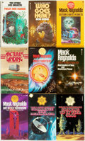 Books:Pulps, [Science-Fiction Paperbacks]. Group of Thirty-Four AceScience-Fiction Paperbacks. New York: Ace, [1970s]. Includes worksby... (Total: 34 Items)