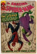 Silver Age (1956-1969):Superhero, The Amazing Spider-Man #6 (Marvel, 1963) Condition: FR/GD....