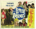 "Movie/TV Memorabilia:Autographs and Signed Items, Dickie Moore Signed ""Little Rascals"" Lobby Card. An 11"" x 14"" lobbycard for ""The Little Rascals"" (the syndicated television... (Total:1 Item)"