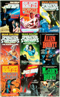 Books:Pulps, [Science-Fiction Paperbacks]. Group of Forty-Seven AceScience-Fiction Paperbacks. New York: Ace, [1990s]. Includesentries ... (Total: 47 Items)