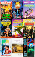 Books:Pulps, [Science-Fiction Paperbacks]. Group of Thirty-Five AceScience-Fiction Paperbacks. New York: Ace, [1990s]. Includes worksby... (Total: 35 Items)