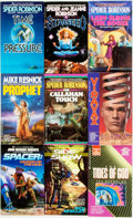 Books:Pulps, [Science-Fiction Paperbacks]. Group of Fifty Ace Science-FictionPaperbacks. New York: Ace, [1990s]. Includes works by Foste...(Total: 50 Items)