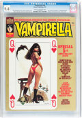 Magazines:Horror, Vampirella #36 (Warren, 1974) CGC NM 9.4 Cream to off-white pages....