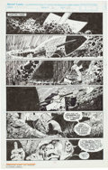 Original Comic Art:Splash Pages, Kieron Dwyer and Tom Sutton Creepy: The Limited Series #1Page 25 and Splash Page 26 Original Art Group (Harris, 1... (Total:2 Original Art)