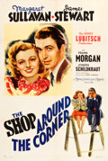 "Movie Posters:Comedy, The Shop Around the Corner (MGM, 1940). One Sheet (27"" X 41"") StyleD.. ..."