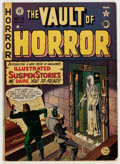 Golden Age (1938-1955):Horror, Vault of Horror #13 (EC, 1950) Condition: VG-....