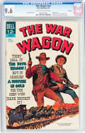Silver Age (1956-1969):Western, Movie Classics: The War Wagon - File Copy (Dell, 1967) CGC NM+ 9.6Off-white to white pages....