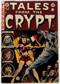 Golden Age (1938-1955):Horror, Tales From the Crypt #41 (EC, 1954) Condition: FN....