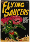 Golden Age (1938-1955):Science Fiction, Flying Saucers #nn (Avon, 1952) Condition: VG+....