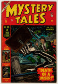 Golden Age (1938-1955):Horror, Mystery Tales #13 (Atlas, 1953) Condition: FN....