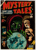 Golden Age (1938-1955):Horror, Mystery Tales #14 (Atlas, 1953) Condition: FN-....