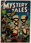 Golden Age (1938-1955):Horror, Mystery Tales #16 (Atlas, 1953) Condition: GD/VG....