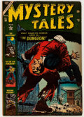 Golden Age (1938-1955):Horror, Mystery Tales #18 (Atlas, 1954) Condition: VG....