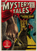 Golden Age (1938-1955):Horror, Mystery Tales #33 (Atlas, 1955) Condition: FN-....