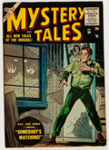 Golden Age (1938-1955):Horror, Mystery Tales #34 (Atlas, 1955) Condition: VG....