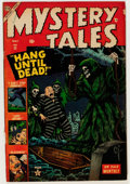 Golden Age (1938-1955):Horror, Mystery Tales #11 (Atlas, 1953) Condition: FN....
