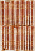 Books:Literature Pre-1900, [Charles Dickens]. Dickens' Works. Philadelphia: Porter& Coates, [n.d., ca. 1867]. Author's edition. Complete in fo...(Total: 14 Items)