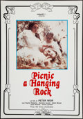 "Movie Posters:Mystery, Picnic at Hanging Rock (Sampaolofilm, 1977). Italian Foglio (27.5""X 39.5""). Mystery.. ..."