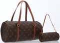 Luxury Accessories:Bags, Louis Vuitton Classic Monogram Canvas Papillon 30 Bag withPochette. ...