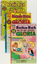 Bronze Age (1970-1979):Cartoon Character, Richie Rich and Gloria #1-25 Near-Complete Run File Copies Group(Harvey, 1977-82) Condition: Average NM-.... (Total: 65 ComicBooks)
