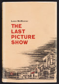 Books:Fiction, Larry McMurtry. SIGNED. The Last Picture Show. New York: TheDial Press, 1966. First printing. Publisher's cloth binding...