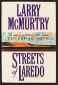 Books:Fiction, Larry McMurtry. SIGNED. Streets of Laredo. New York: Simonand Schuster, 1973. First edition hardcover with dust jacket....
