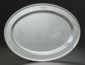 Silver Holloware, American:Platters, AN AMERICAN SILVER PLATTER, Tiffany & Co., New York, New York,circa 1923-1924. Marks: TIFFANY & CO., STERLING SILVER,MAK...