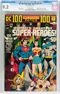 Bronze Age (1970-1979):Superhero, DC 100-Page Super Spectacular #6 (DC, 1971) CGC NM- 9.2 Off-white pages....