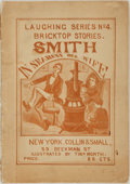 Books:Americana & American History, [Thomas Worth, illustrator]. George G. Small (as Bricktop).Smith in Search of a Wife. New York: Collin & Small,187...