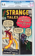 Silver Age (1956-1969):Superhero, Strange Tales #110 Northland pedigree (Marvel, 1963) CGC NM 9.4Off-white to white pages....