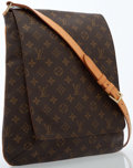 Luxury Accessories:Accessories, Louis Vuitton Classic Monogram Canvas Musette Salsa Bag. ...
