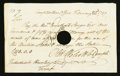 Colonial Notes:Connecticut, (Connecticut) February 23, 1789 £150 Very Fine-Extremely Fine,HOC.. ...