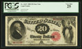 Large Size:Legal Tender Notes, Fr. 146* $20 1880 Legal Tender PCGS Very Fine 25.. ...