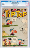 Tip Top Comics #187 (United Features Syndicate/Standard, 1954) CGC VG/FN 5.0 Cream to off-white pages