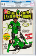 Bronze Age (1970-1979):Superhero, Green Lantern #87 Don/Maggie Thompson Collection pedigree (DC, 1971) CGC NM/MT 9.8 Off-white to white pages....