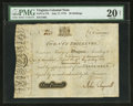 Colonial Notes:Virginia, Virginia July 17, 1775 Large Format 20s PMG Very Fine 20 Net.. ...