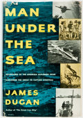 Books:Natural History Books & Prints, James Dugan. Man Under the Sea. New York: Harper & Brothers Publishers, 1956. First edition. Octavo. Illustrated...