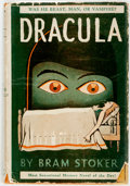 Books:Horror & Supernatural, [Photoplay Edition]. Bram Stoker. Dracula. New York: Grosset& Dunlap Publishers, [n.d., circa 1927]. Photoplay ...