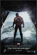 "Miscellaneous Collectibles:General, Stan Lee Signed ""Captain America"" Poster...."