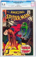 Silver Age (1956-1969):Superhero, The Amazing Spider-Man #54 (Marvel, 1967) CGC NM+ 9.6 White pages....