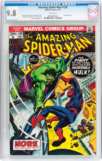The Amazing Spider-Man #120 (Marvel, 1973) CGC NM/MT 9.8 White pages