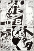 Original Comic Art:Panel Pages, Gene Colan and Syd Shores Daredevil #64 Page 4 Original Art (Marvel, 1970)....