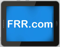 Featured item image of FRR.com  ...