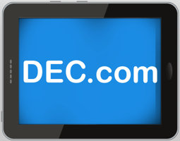 Featured item image of DEC.com  ...